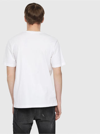 DIESEL More T-Shirts Crew Neck Short Sleeves T-Shirts 3
