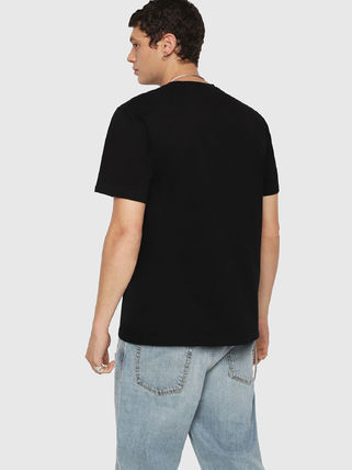 DIESEL More T-Shirts Crew Neck Short Sleeves T-Shirts 6