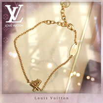 Louis Vuitton Casual Style Unisex Chain Bracelets