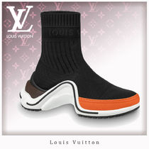 Louis Vuitton Casual Style Unisex Street Style Low-Top Sneakers