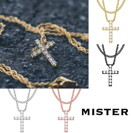 Unisex Street Style Chain Necklaces & Chokers
