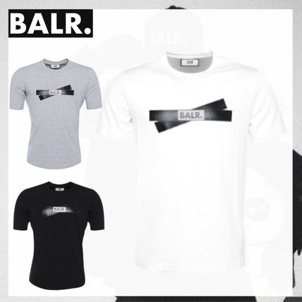 BALR More T-Shirts Street Style Short Sleeves T-Shirts