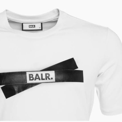 BALR More T-Shirts Street Style Short Sleeves T-Shirts 6