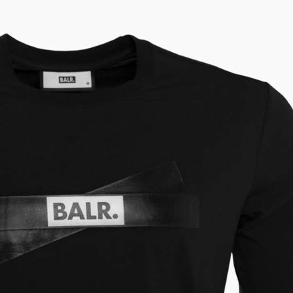 BALR More T-Shirts Street Style Short Sleeves T-Shirts 3