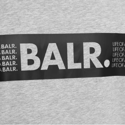BALR More T-Shirts Street Style Short Sleeves T-Shirts 9
