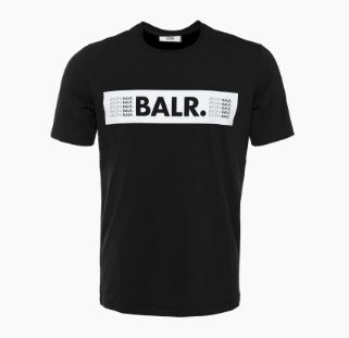 BALR More T-Shirts Street Style Short Sleeves T-Shirts 11