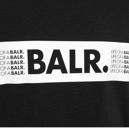 BALR More T-Shirts Street Style Short Sleeves T-Shirts 12