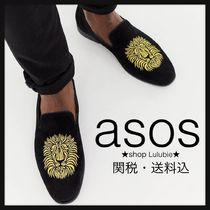 ASOS Loafers Other Animal Patterns Loafers & Slip-ons