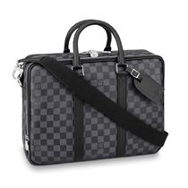 Louis Vuitton DAMIER GRAPHITE Icare