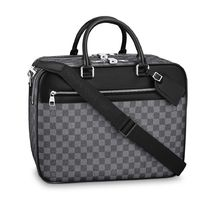 Louis Vuitton DAMIER GRAPHITE Overnight