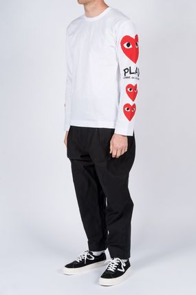 COMME des GARCONS More T-Shirts Street Style T-Shirts 3