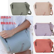 State of Escape Casual Style Street Style Plain Shoulder Bags