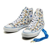 CONVERSE ALL STAR Unisex Street Style Collaboration Other Animal Patterns