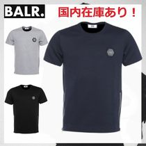BALR Street Style Short Sleeves T-Shirts