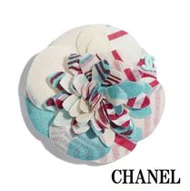 CHANEL Flower Party Style Party Jewelry