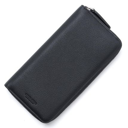Calfskin Long Wallet  Long Wallets