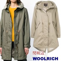 WOOLRICH Casual Style Plain Coats