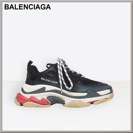 7cd0fb50f69a BALENCIAGA Triple S 2019 SS Low-Top Sneakers (524037W09O11000 ) by ...