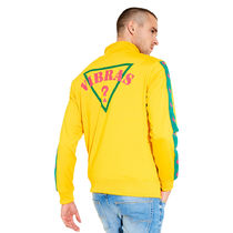 Guess Unisex Street Style Collaboration Track Jackets