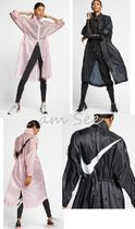 Nike Casual Style Long Jackets
