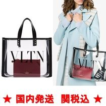 VALENTINO Casual Style Totes