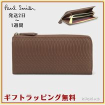 Paul Smith Leather Long Wallets