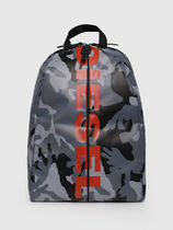 DIESEL Camouflage Unisex Street Style A4 Backpacks