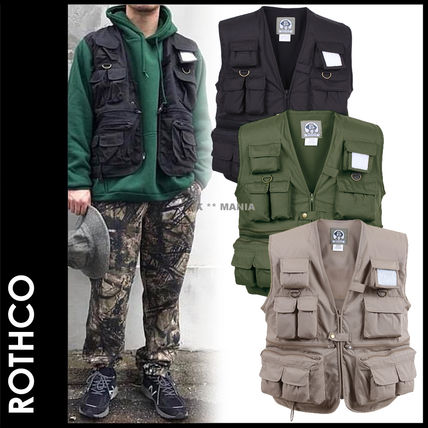ROTHCO Vests & Gillets Unisex Vests & Gillets