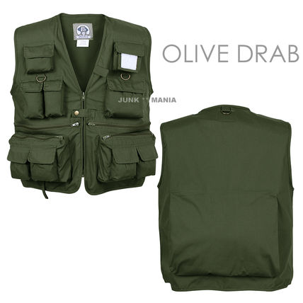 ROTHCO Vests & Gillets Unisex Vests & Gillets 4