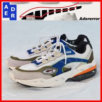 ADERERROR Unisex Street Style Collaboration Sneakers