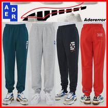 ADERERROR Casual Style Unisex Street Style Collaboration Pants