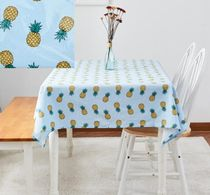 Modern House Unisex Home Party Ideas Tablecloths & Table Runners