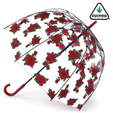 Flower Patterns Umbrellas & Rain Goods