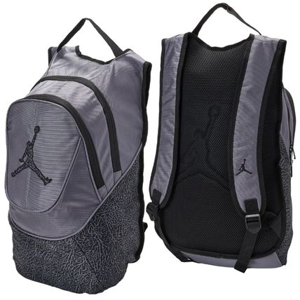 Nike AIR JORDAN 2019 SS Plain Backpacks (000)
