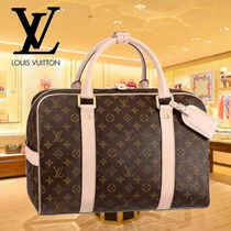 Louis Vuitton MONOGRAM Monogram Unisex Boston & Duffles
