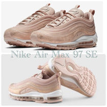 Nike AIR MAX 97 Casual Style Blended Fabrics Street Style Low-Top Sneakers