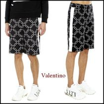 VALENTINO Cotton Shorts