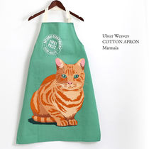 Ulste Weavers Collaboration Aprons