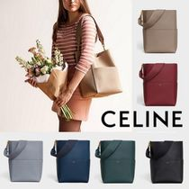 71fa19a86f CELINE Sangle Women s Red Shoulder Bags  Shop Online in US