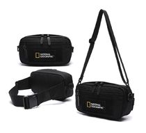 NATIONAL GEOGRAPHIC Unisex Street Style Messenger & Shoulder Bags