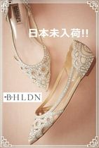 BHLDN Party Style With Jewels Shoes