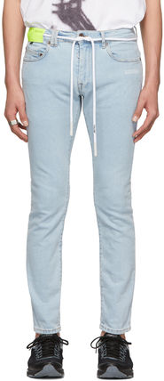 Off-White More Jeans Cotton Jeans