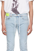 Off-White More Jeans Cotton Jeans 4