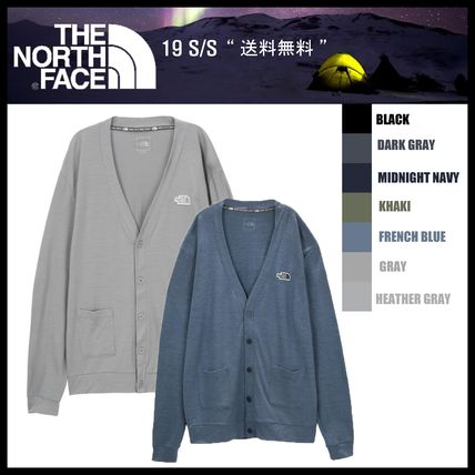THE NORTH FACE Cardigans Street Style Outdoor Cardigans