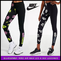 Nike AIR MAX Street Style Leggings Pants
