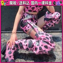 DOLLS KILL Casual Style Other Animal Patterns Over-the-Knee Boots