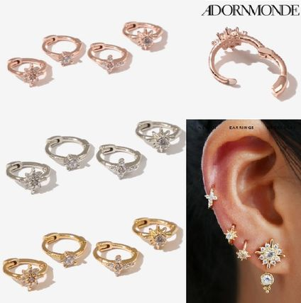 Star Earrings & Piercings
