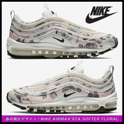 detailed look fee3e 99974 ... Nike Low-Top Flower Patterns Casual Style Street Style Low-Top Sneakers  ...