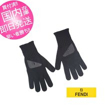 FENDI Wool Gloves Gloves