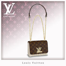 Louis Vuitton MONOGRAM Monogram Casual Style Canvas Blended Fabrics 2WAY Chain